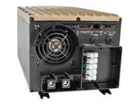 Tripp Lite 3600W APS 36VDC 120V Inverter / Charger w/ Auto Transfer Switching Line-Interactive AVR - Convertidor de corriente CC a CA + cargador de baterías - 36 V