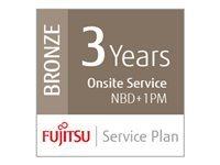 Fujitsu Extensions de garantie UP-36-BRZE-6800
