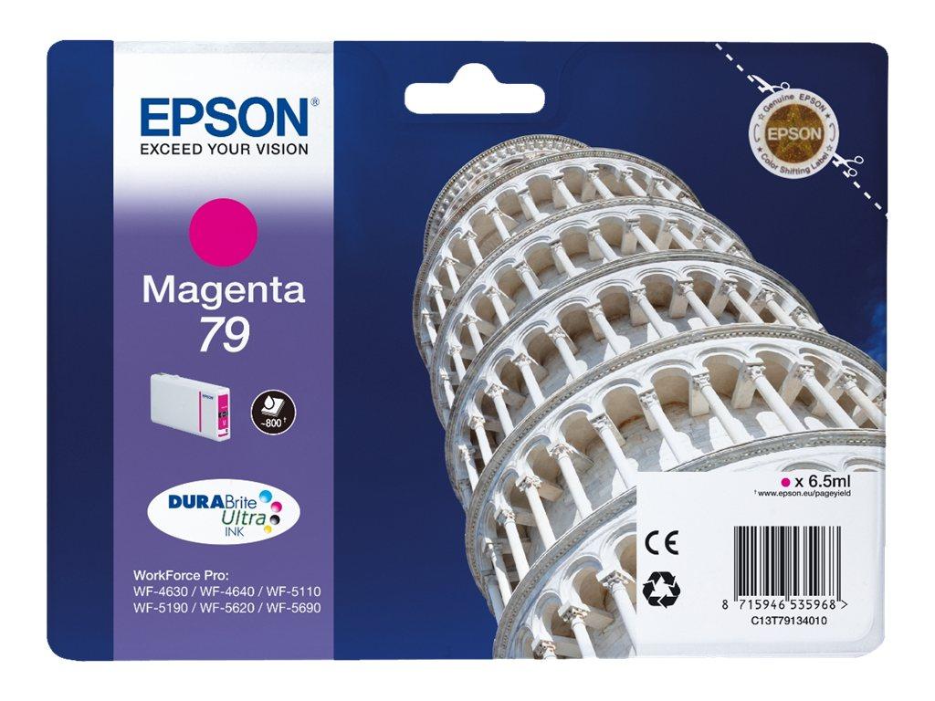 Epson T79 - tour de pise - magenta - originale - cartouche d'encre