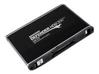 Kanguru Defender HDD300 FIPS Hardware Encrypted Hard drive