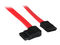 StarTech.com SATA to Right Side Angle SATA Serial ATA Cable