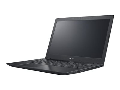 "Acer Aspire E 15 E5-575T-33CF - Core i3 6006U / 2 GHz - Win 10 Home 64-bit - 4 GB RAM - 1 TB HDD - DVD-Writer - 15.6"" touchscreen 1366 x 768 (HD) - HD Graphics 520 - Wi-Fi, Bluetooth - obsidian black - kbd: US International"