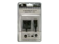 MCL Samar C�bles pour HDMI/DVI/VGA CG-291CAZ