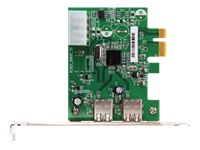 Transcend PDU3 USB-adapter PCIe 2.0 USB 3.0 x 2