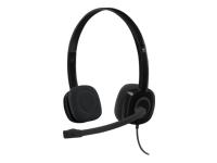 Logitech Stereo Headset 981-000589