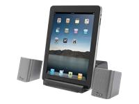 iHome iDM15 - haut-parleurs - pour utilisation mobile - sans fil