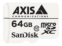 AXIS SURVEILLANCE CARD 64 GB 10P, microSDXC(TM)