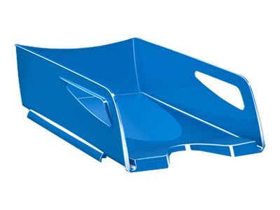 Cep Gloss maxi - Corbeille à courrier - A4, 24 x 32 cm - différentes couleurs disponibles