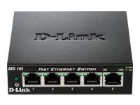 D-Link Switchs 10/100 DES-105