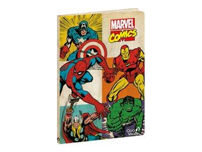 Quo Vadis Marvel Comics 21 - cahier