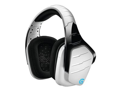 Logitech G933 Artemis Spectrum - Limited Edition - headset - full size - wireless - snow