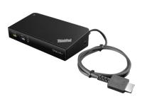 Lenovo ThinkPad OneLink+ Dock - réplicateur de port