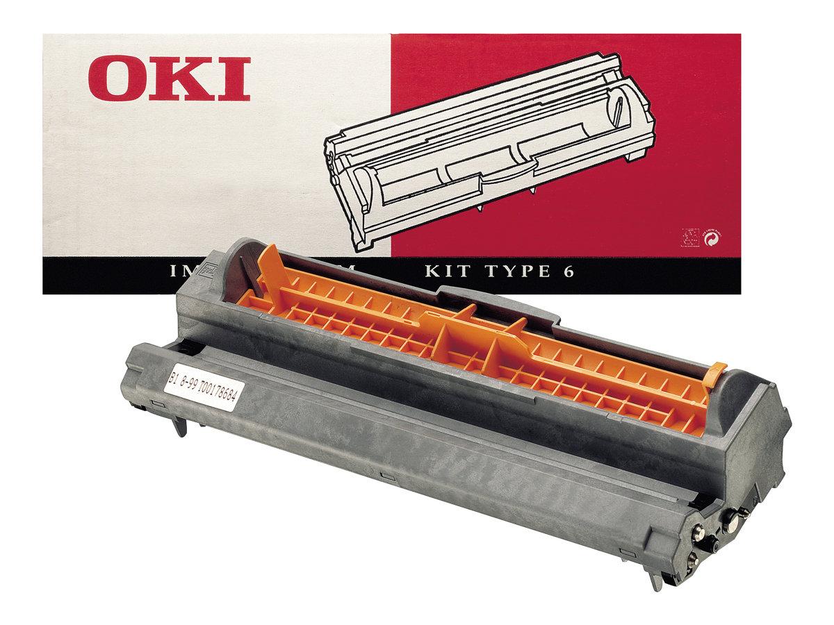 OKI - Noir - kit tambour - 40709902