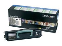 Lexmark Cartouches toner laser X340A11G