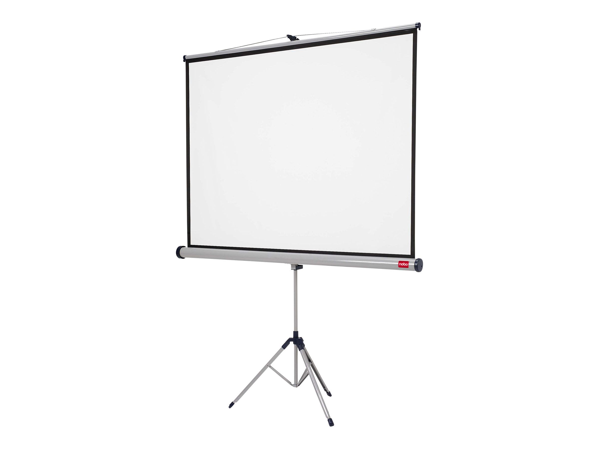 NOBO écran de projection avec trépied - 95.7 po (243 cm)