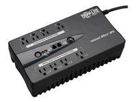 Tripp Lite UPS 550VA 300W Desktop Battery Back Up Compact 120V DB9 RJ11 PC