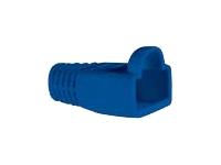RedAc Bota P/Plug RJ45 Nxt Azul Bolsa C/100Pz