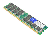 AddOn 256MB PC-133MHz UDIMM for HP 174225-B21