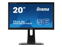 Iiyama ProLite LCD B2083HSD-B1