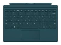 Microsoft Surface Pro 4 Type Cover - clavier - français
