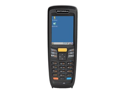 "Motorola MC2180 - Data collection terminal - Win CE 6.0 Pro - 2.8"" color TFT ( 240 x 320 ) - barcode reader - ( laser ) - USB host - microSD slot - Bluetooth, Wi-Fi"