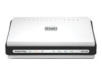 D-Link Xtreme N Duo Wireless Bridge/Access Point DAP-1522