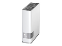 WD My Cloud WDBCTL0020HWT NAS-server 2 TB HDD 2 TB x 1