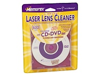 Memorex 6 Brush Laser Lens Cleaner