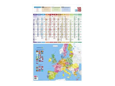 CBG Uni-compact - calendrier bancaire