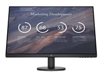 "HP P27v G4 - LED monitor - 27"""