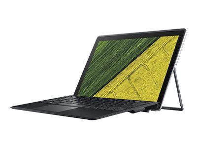 "Acer Switch 3 SW312-31-P4G1 - Tablet - with detachable keyboard - Pentium N4200 / 1.1 GHz - Win 10 Home 64-bit - 4 GB RAM - 64 GB eMMC - 12.2"" IPS touchscreen 1920 x 1200 - HD Graphics 505 - Wi-Fi, Bluetooth - iron gray - kbd: US International"