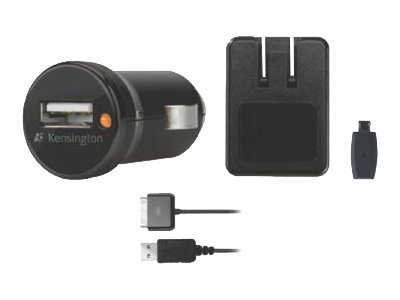 Kensington Wall and Car Charger