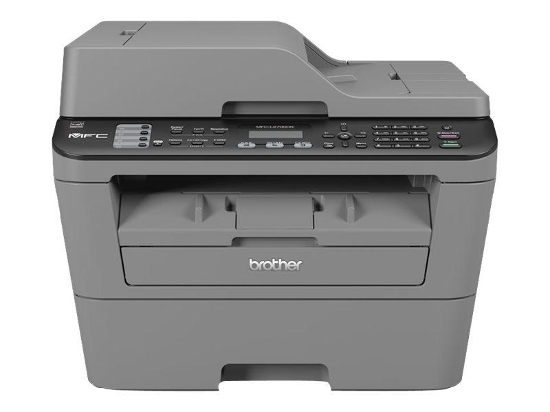 Brother MFC-L2700DN - imprimante multifonctions (Noir et blanc)