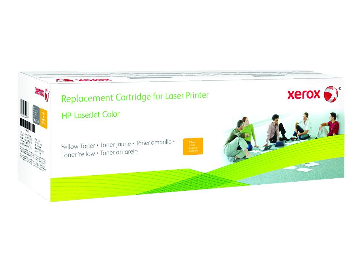 Xerox - jaune - cartouche de toner (alternative pour: HP CF332A)