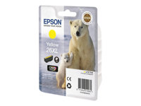 Ink Cart/26XLSer Polar Bear Yellow RS