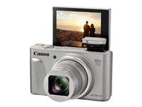 CANON, PowerShot SX730 HS Silver Full HD BT