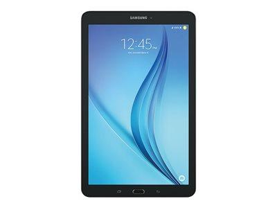 "Samsung Galaxy Tab E - Tablet - Android 6.0 (Marshmallow) - 16 GB - 8"" TFT (1280 x 800) - microSD slot - 4G - Sprint - black"