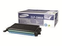 Samsung Cartouche toner CLP-C660A/ELS