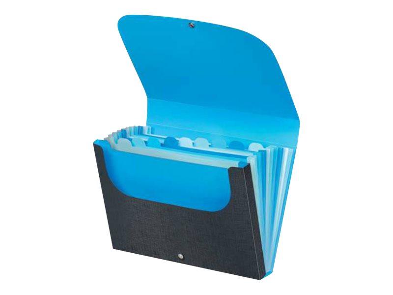 Viquel Office Design - Boîte de classement - 10 positions - 50 mm - 330 x 235 mm - disponible dans différentes couleurs