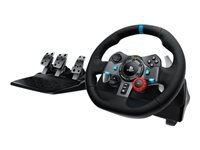 Logitech Driving Force G29 Rat og pedalsæt kabling