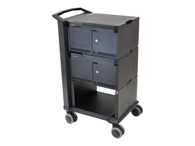 Image of Ergotron Tablet Management Cart 32 with ISI - cart