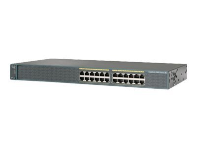 Cisco Systems Catalyst 2960 24 10/100 Lan Lite Ima