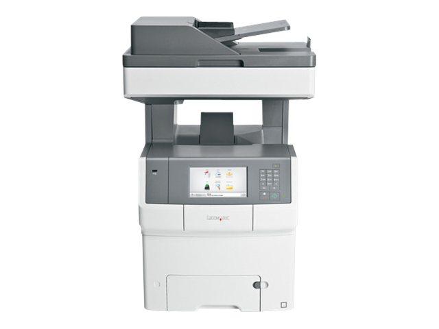 Image of Lexmark X748de - multifunction printer ( colour )
