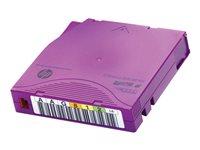 HPE LTO-6 6.25TB Non Custom Label 20Pk