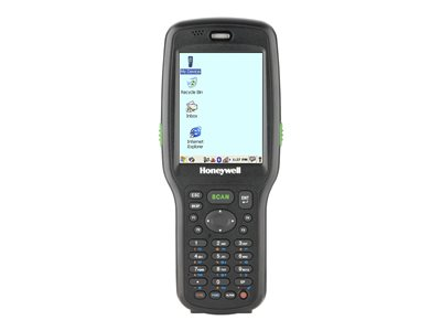 """Honeywell Dolphin 6500 - Data collection terminal - Win Embedded Handheld 6.5 - 3.5"""" color TFT (240 x 320) - barcode reader - SD slot - Bluetooth"""