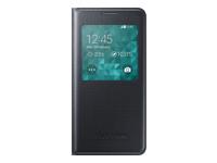 Samsung S View Cover EF-CG850B Flipomslag til mobiltelefon sort