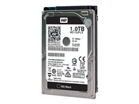 WD, HDD Mob Black 1TB 2.5 SATA 6Gbs 32MB