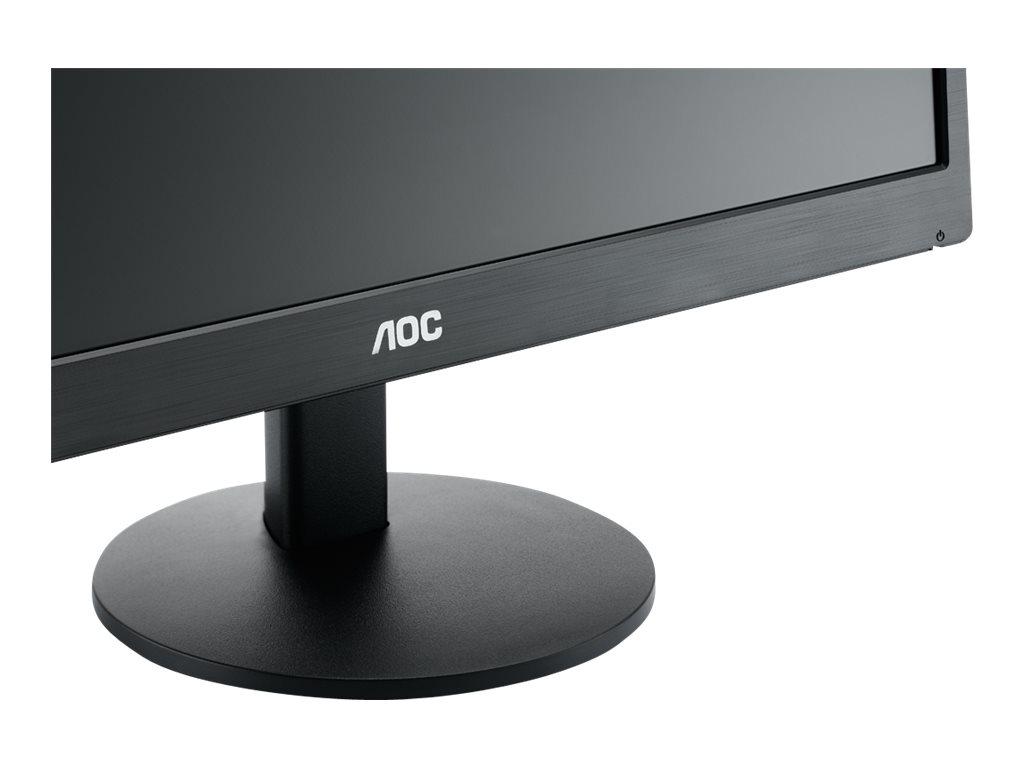 AOC E2070SWN AOC 19.5 Inch LCD Widescreen Monitor