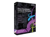 Sony Sound Series: Loops & Samples Downloadable Premium Collection