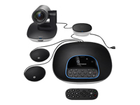 Logitech GROUP HD Video Conferencing System Bundle with Expansion Mics